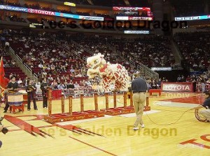 Year Of The Rooster - Rockets Halftime Show
