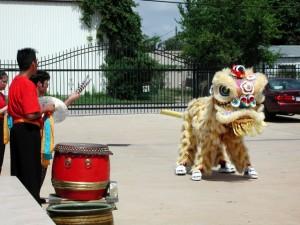 Texas Guandi Temple Festival
